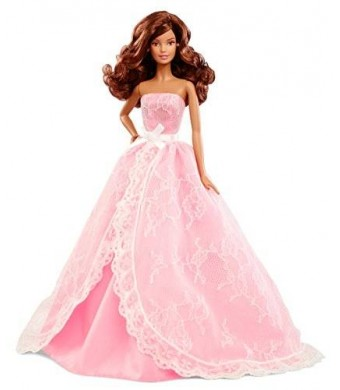 Barbie 2015 Birthday Wishes Latina Doll