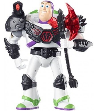 Mattel Disney Toy Story That Time Forgot Battlesaurs Buzz Lightyear Figure