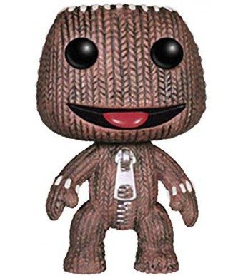 Funko POP Games: Little Big Planet Sack Boy Action Figure