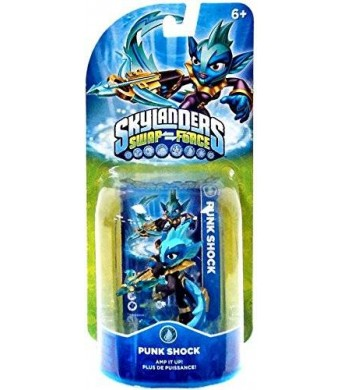 Skylanders SWAP FORCE Figure Punk Shock