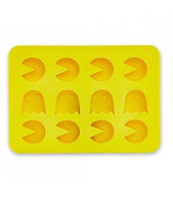 Paladone Products Pacman Ice Cube Tray