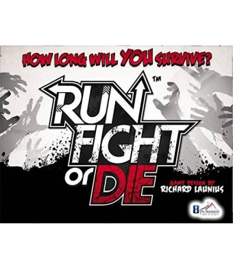 8th Summit Run, Fight, or Die