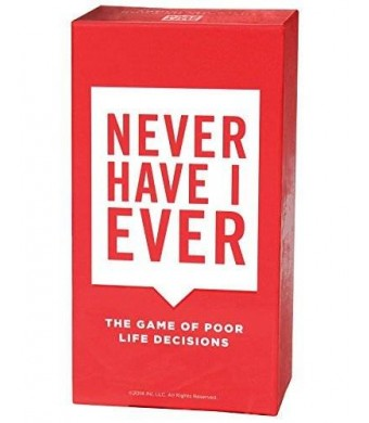 INI Never Have I Ever