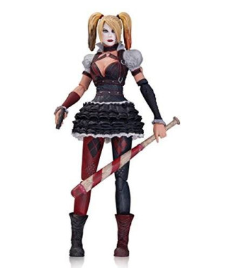 DC Collectibles Batman: Arkham Knight: Harley Quinn Action Figure