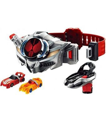 Bandai Kamen Rider Drive Henshin Belt DX Drive Driver and Shift Brace