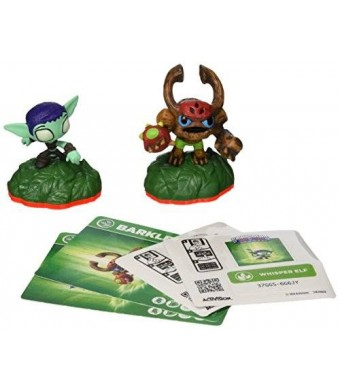 Activision Skylanders Trap Team: Whisper Elf and Barkley - Mini Character 2 Pack