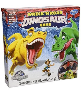 Hasbro Jurassic World Game