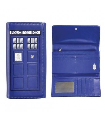 Underground Toys Doctor Who TARDIS Ladies Wallet