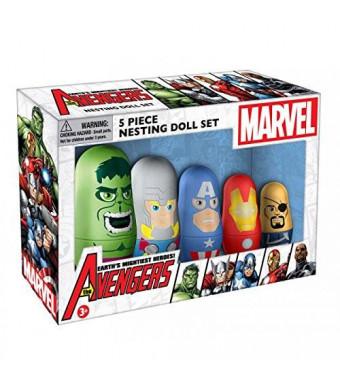 PPW Marvel Avengers Nesting Dolls Toy Figure