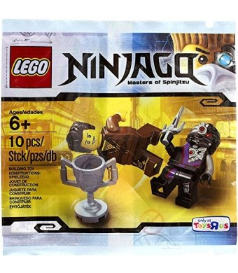 Lego, Ninjago, Exclusive Set, Dareth vs. Nindroid Bagged