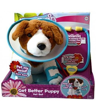 Amazimals Get Better Puppy Vet Set