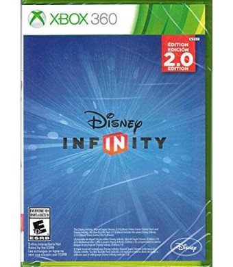 Disney Infinity 2.0 - Game Only - Xbox 360
