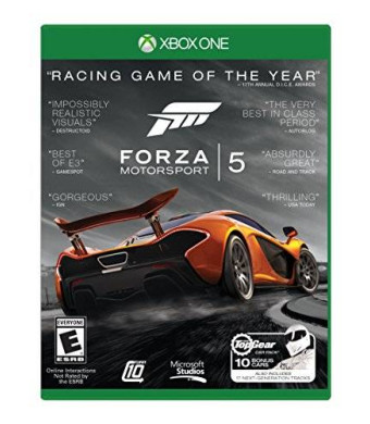 Microsoft Forza 5: Game of the Year Edition