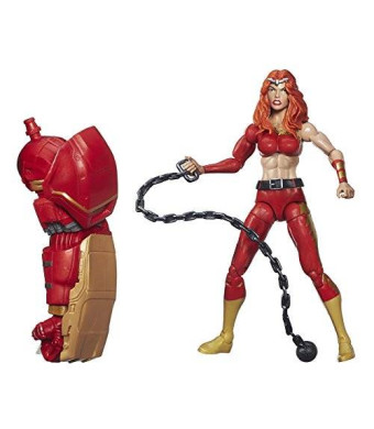 Marvel Legends Infinite Series Fearless Defenders Thundra
