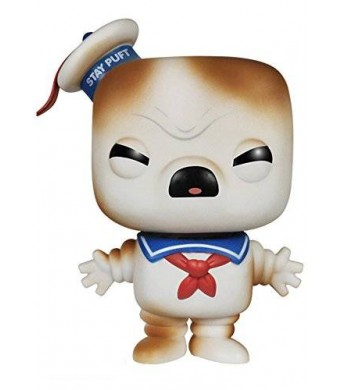 """Funko POP Movies: Toasted Stay Puft Marshmallow Man Figure, 6"""""""