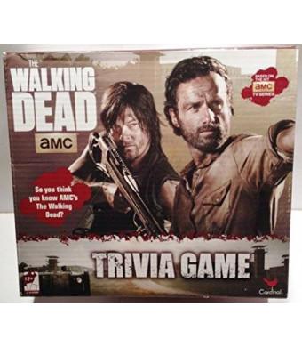 Cardinal The Walking Dead Trivia Game