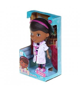 Disney 1 X Doc Mcstuffins Doctor Outfit with Stethoscope Exclusive Doll