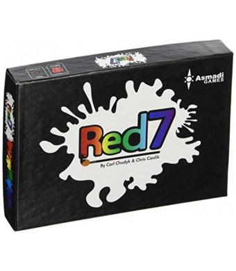 Asmadi Games Red7 Card Game