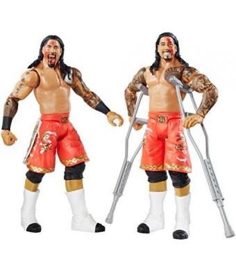 Mattel WWE Battle Pack Series #32 - Jimmy Uso vs. Jey Uso Action Figure (2-Pack)