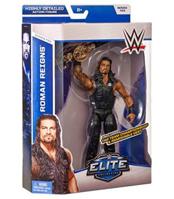 Mattel WWE Elite Collection Series #33 - Roman Reigns