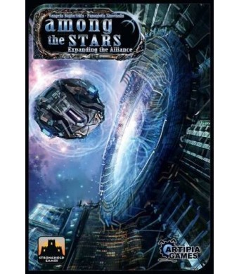 Stronghold Games Among The Stars Expanding The Alliance Game