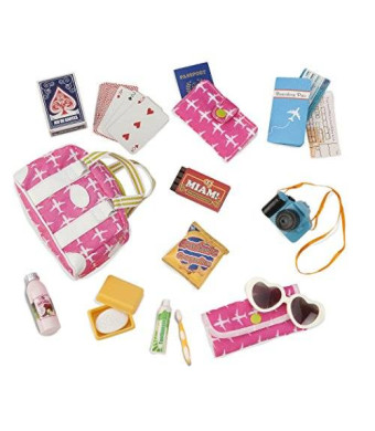 Our Generation Bon Voyage Travel Set for 18-Inch Dolls