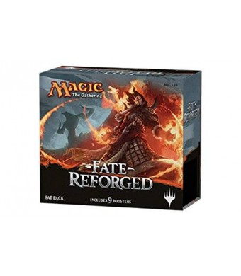 Magic: the Gathering Magic The Gathering Fate Reforged Fat Pack
