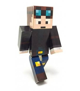 EnderToys - DanTDM - The Diamond Minecart - a plastic toy