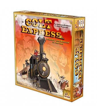 Asmodee Colt Express Board Game