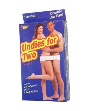 Forum Novelties Fundies Undies for Two (New Box)