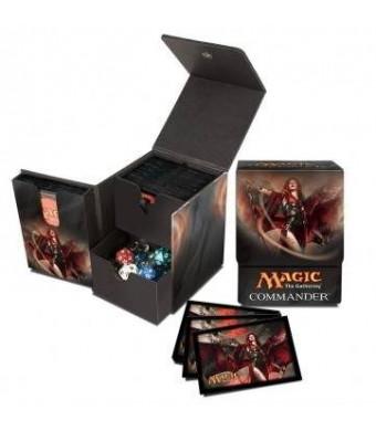 Ultra Pro Magic Commander Tower Set - Kaalia Deck Box Ultrapro