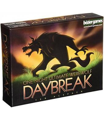 Bezier Games One Night Ultimate Werewolf Daybreak Game