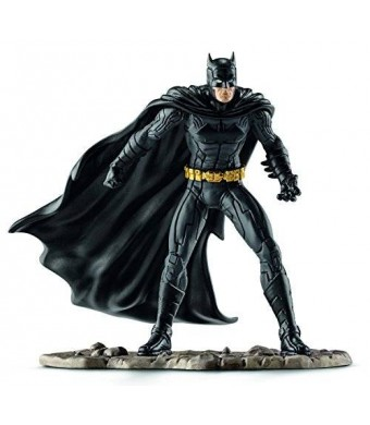 Schleich Batman Fighting Action Figure
