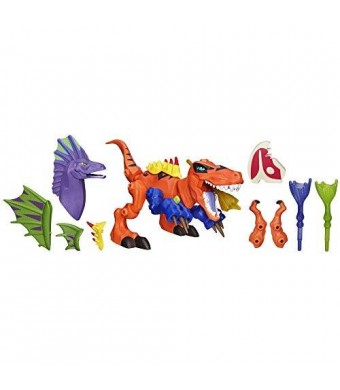 Jurassic Park Jurassic World Hero Mashers Tyrannosaurus Rex Figure