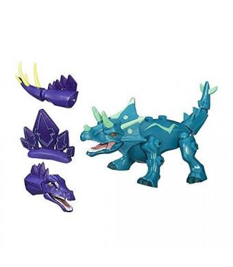 Jurassic Park Jurassic World Hero Mashers Triceratops Figure