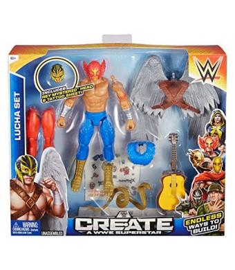 Mattel Create a WWE Superstar Rey Lucha Pack