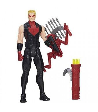 "Marvel Avengers Titan Hero Series Lightning Bow Hawkeye Exclusive 12"" Action Figure [Titan Hero Series]"