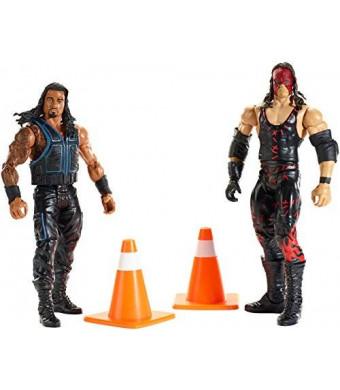 Mattel WWE Battle Pack Series #35: Roman Reigns vs. Kane Action Figure (2-Pack)