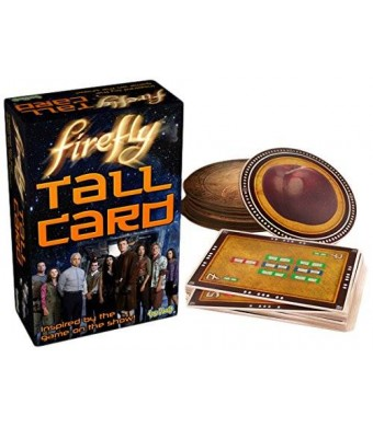 Toy Vault Firefly Tall Card Game