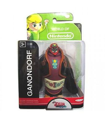 World of Nintendo The Legend of Zelda Ganondorf 2.5 Mini Figure