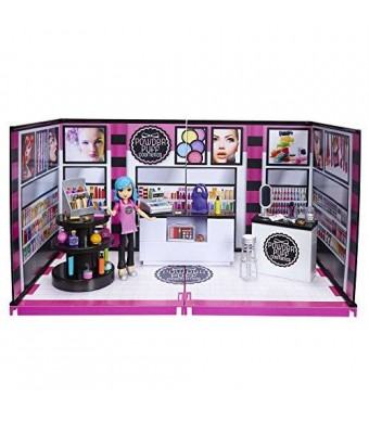 miWorld Deluxe Environment Make Up Playset