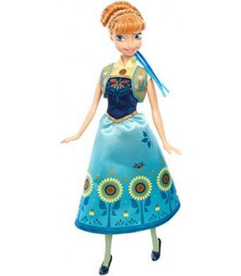 Mattel Disney Frozen Fever Anna Doll