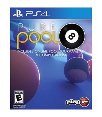 Nioxin Pure Pool PS4 - PlayStation 4