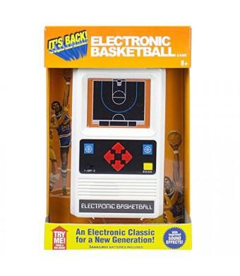 Basic Fun Electronic Retro Sports Game Assortment: Basketball Electronic Games