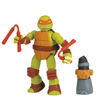 Teenage Mutant Ninja Turtles Mix and Match Michelangelo Figure Action Figure