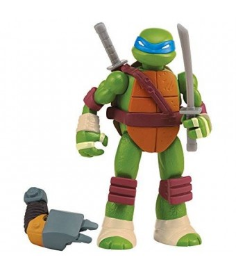 Teenage Mutant Ninja Turtles Mix and Match Leonardo Figure Action Figure