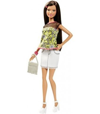 Barbie Fashionistas Doll - Denim and Lace