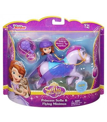 Mattel Disney Sofia the First Flying Horse, Minimus