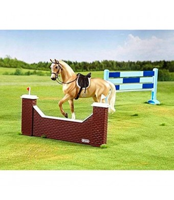 Breyer Show Jumping Toy