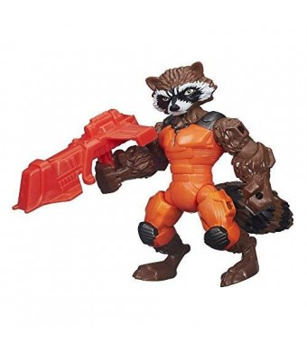 Marvel Super Hero Mashers Rocket Raccoon Figure